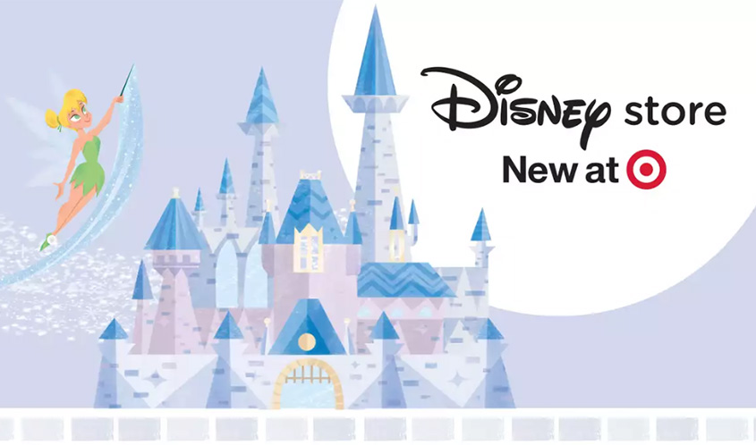 Disney Store Will Open in Select Target Locations