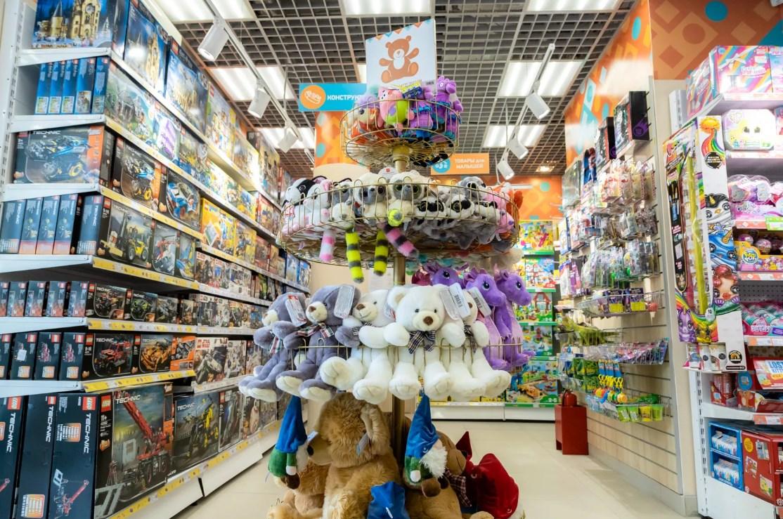 Toy.ru: офлайн-игрушка с виртуальным продолжением