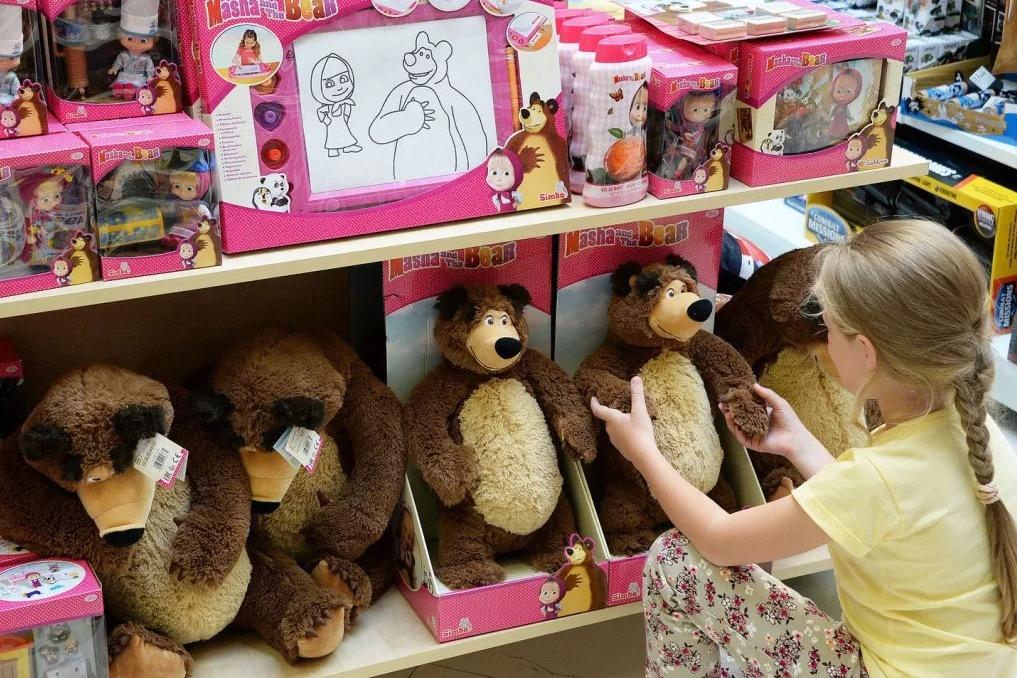 В NPD Group представили рейтинг продаж лицензионных игрушек